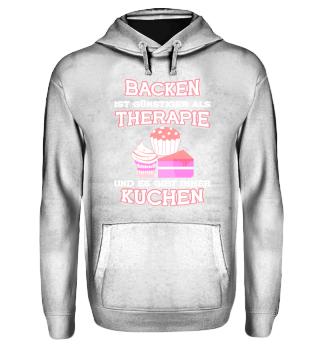 Backen ist günstiger als Therapie