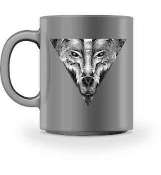♥ SCHUTZGEIST · WOLF · FORM #4T