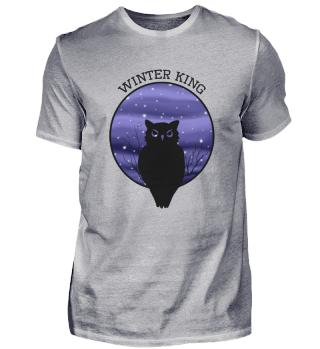 Owl - Winter King