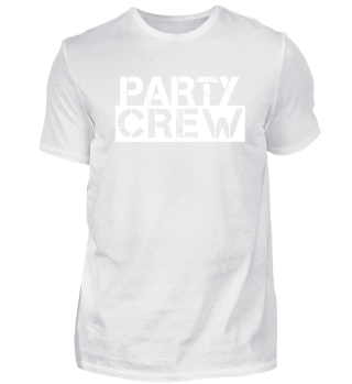 party crew member 01 malle mallorca niemals team