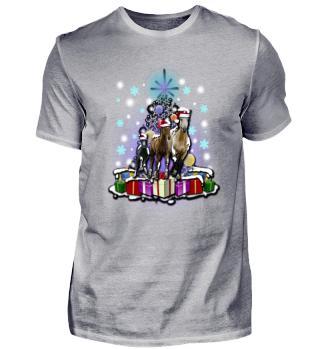 Pferde Weihnachten