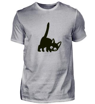 Black Cat - Schwarze Katze