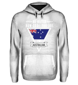 Australian Tshirt-No Matter