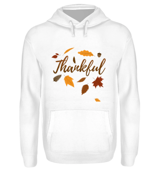 Thanksgiving Autumn Thankful Turkey Gift