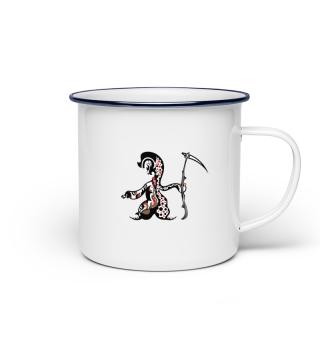 Cups/Tassen- La Muerte