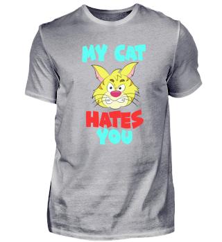 Lustige Katze Geschenk