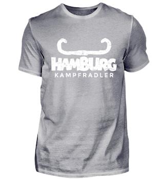 Hamburg Kampfradler (Vintage/Weiß)