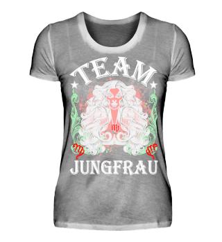 Sternzeichen Team Jungfrau