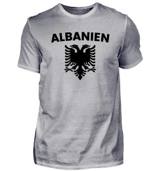 ALBANIEN ADLER Geschenkidee Motiv Design