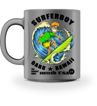 ♥ SURFERBOY · HAWAII #2ST