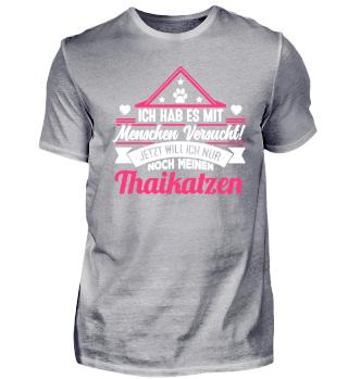 THAIKATZEN - der Versuch