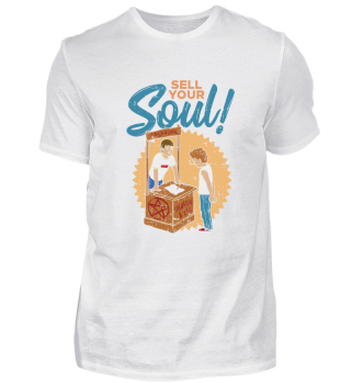 Sell your soul teufel retro vintage
