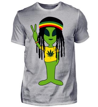 Peace Alien - Reggae Friend 1