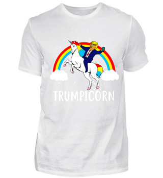 Trumpicorn Trump USA Unicorn Geschenk
