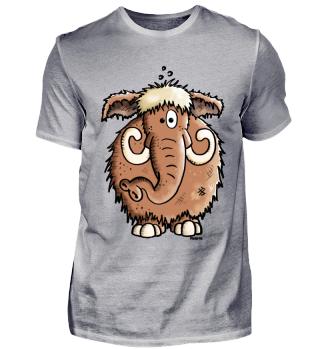 Drolliges Mammut
