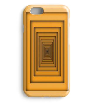Modernes 3D Smartphone Muster 0179