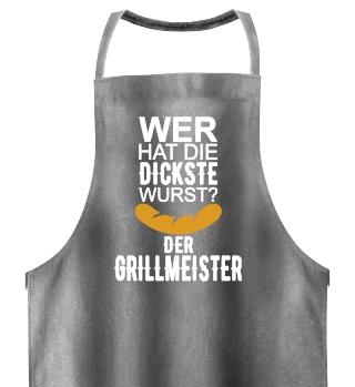 GRILLEN - Wer hat die dickste Wurst ;-) GS