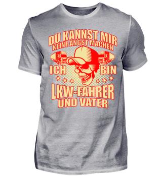 Trucker und Papa? Funny Design Shirt