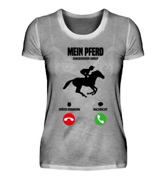 Telefon Mein Pferd ruft! Geschenk