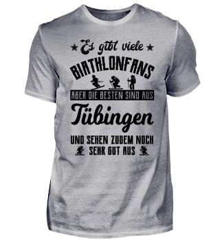 Biathlonfans - Tübingen Geschenk