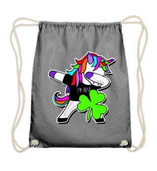 Dabbing Unicorn - Irish Luck Dab 2