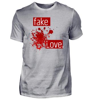 Fake Love / Blutspritzer