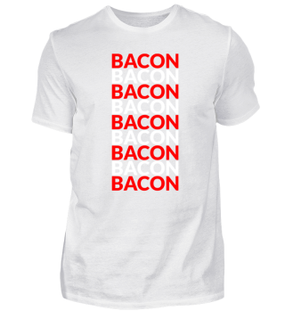 Bacon / Mann / Speck / Geschenk