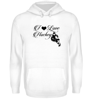 ☛ I LOVE HOCKEY #8S