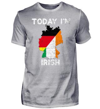 Today I'm Irish St. Patrick´s Day
