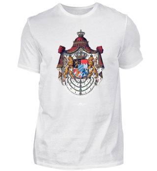 Großes Wappen Königreich Bayern