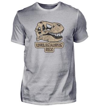 UNCLESAURUS REX Gift Fossil Kids