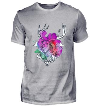 coloured artist diamand Moose