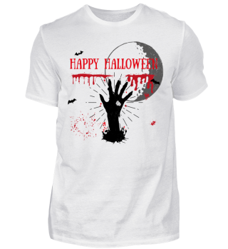 Happy Halloween Gift Skull Hand Scary