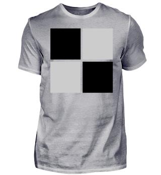 schwarz grau Design Logo Geschenk