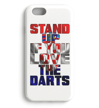 Stand up Kroatien I Phone Case