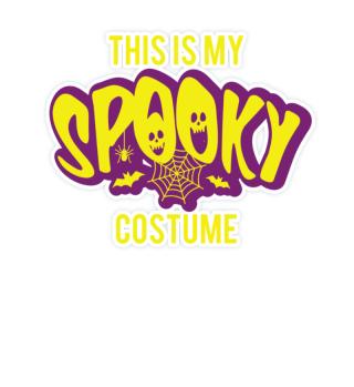 Halloween Creepy Costume