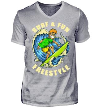 ☛ SURF & FUN #4SA