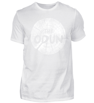 The Odun Holz | T-Shirt Komik