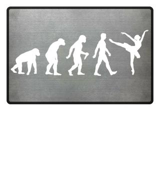 Evolution Of Humans - Ballet Dancing II