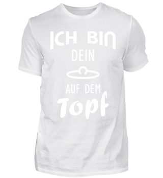 Traumpartner Beziehung - Deckel Topf