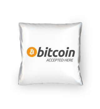 BITCOIN ACCEPTED HERE -