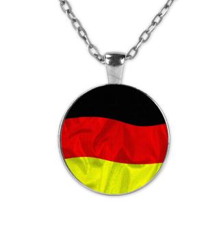 Deutschland Halskette