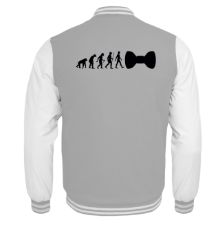 Evolution Of Humans - Bow Tie I