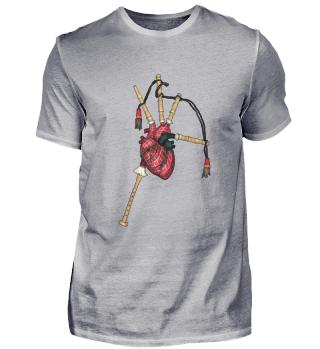 Bagpipe Heart