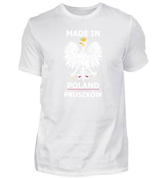 MADE IN POLAND Pruszkow