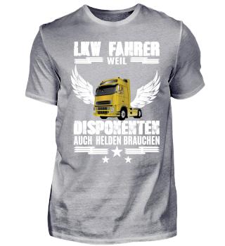 LKW Fahrer