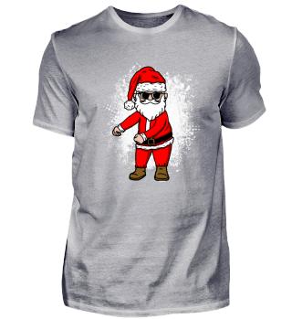 Weihnachtsmann Floss Dance