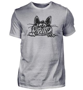 Grimm smile cat
