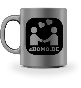 4homo.de Tasse