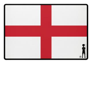 fussballkind - Fussmatte England